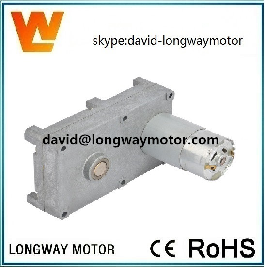 12V DC Gear Motor for Coin Refund Devices