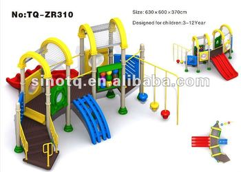 2012 funny kids amusement outdoor playground with CE