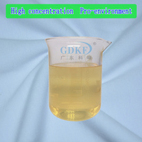 Light yellow multivariate copolymerization block modified organic hydrophilic soft silicone oil for cotton F788