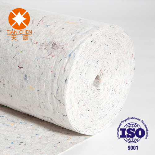 Recycled Polyester Nonwoven Fabric In Stocklot