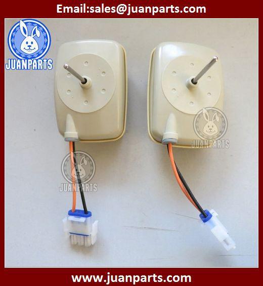 Wr60x10141 ge refrigerator evaporator fan motor buy ge for Hotpoint refrigerator condenser fan motor
