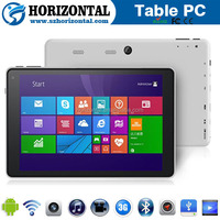 8 inch IPS capactive touch screen Win OEM Tablet PC Z3735F Quad Core