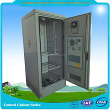 distribution outdoor integrated waterproof shelter Telecommunication power supply cabinet complete with air conditioner