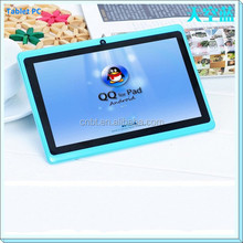 China Wholesale Android Quad core 7 Inch Tablet With Bluetooth Camera Wifi Kids Tablet PC