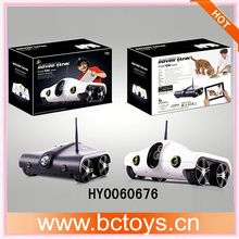 iphone/ipad control spy rc tank with wifi video camera car dvr loop video recording camcorder HY0060676