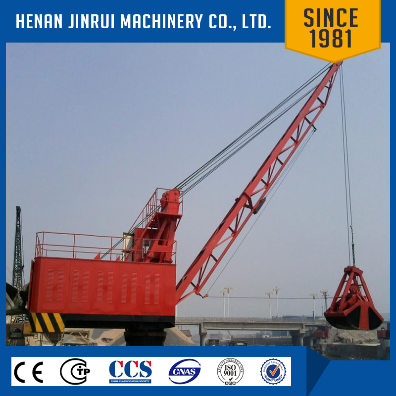 Container Lifting Portal Crane Floating Dock Sea Port Jib Portal Crane Lifting Equipment