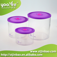 5.9L Chinese Food Container Plastic Honey Jars with Lid