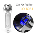 Portable Ozone Ionizer 12V Mini Car Air Purifier JO-6281 (CE,FCC,RoHS)
