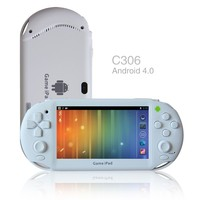 4.3 inch cheapest Android 4.0 handheld game consoles