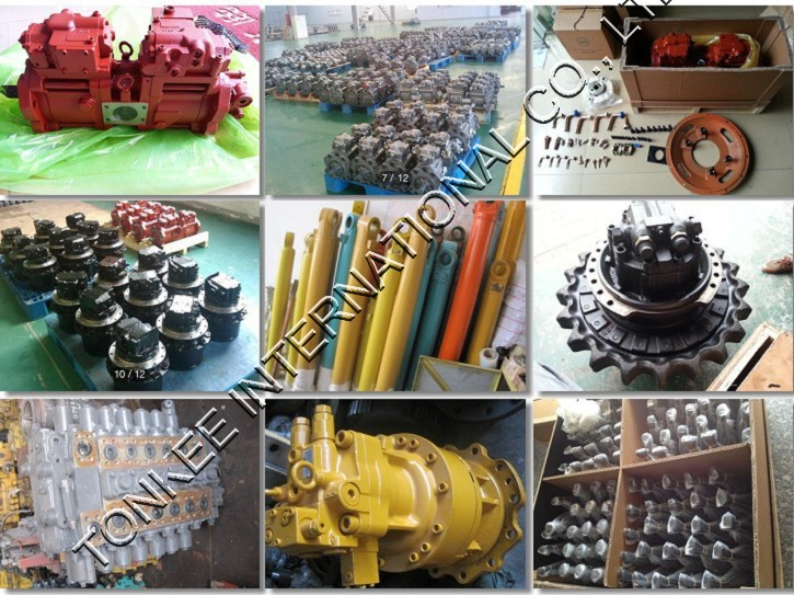 Genuine 401-00253 401-00254A main pump A8VO140 A8VO140LA1KH3/63R1 hydraulic main pump for SOLAR 340LC-7 340LC-V 500LC-V 470LC-V