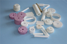 Customized Good Insulation Alumina Ceramic Part for industry/electrical