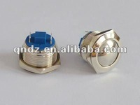 Short-Length momentary Push Button Switch (Dia.19mm) domed head Pin Terminal