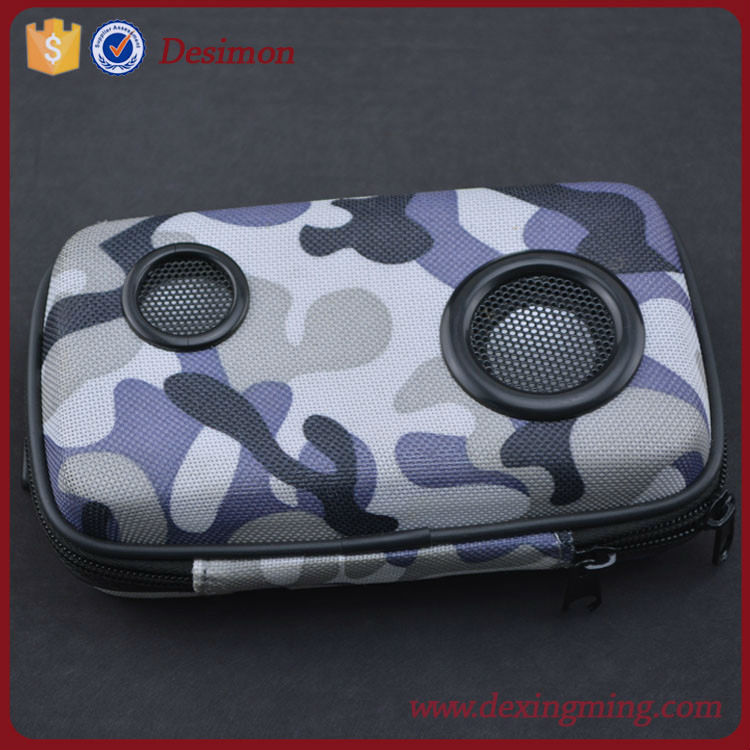Best gifts manual for speaker/mobile phones speaker case