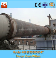 Vertical Lime Rotary Kiln Used for Calcine lime, Mg, Bauxide