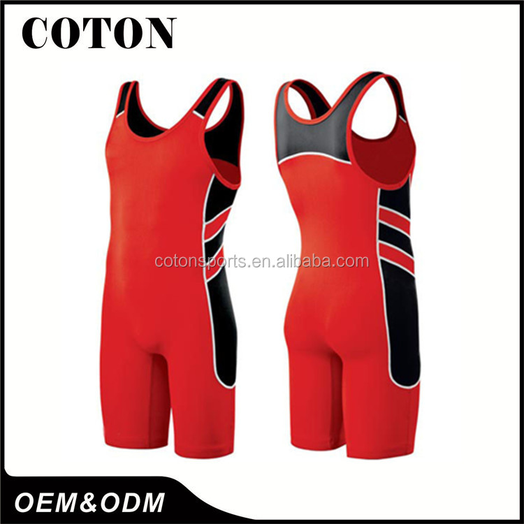 cheap cool youth wrestling singlets for sale