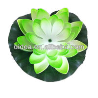 Hot Sale Floating Lotus With LED