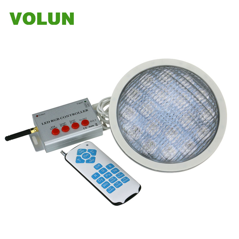 12v 18w ip68 led par 56 swimming pool led lights par56 lamp replacement 300w