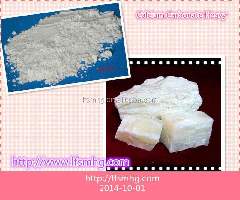 Hot Sale Factory Price Heavy And Light Calcium Carbonate
