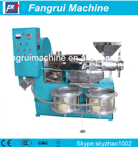 Widely application coffee bean sandalwood seed veg oil press machine