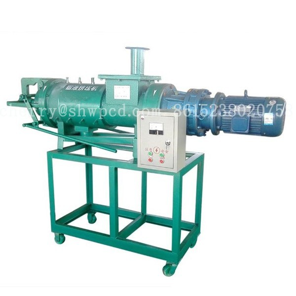 Animal manure dehydrator/poultry manure dehydrating machine/ manure dehydration machine