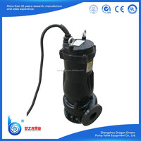 WQ series portable electric industrial submersible pump