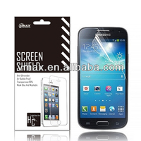 2013 Accessories smartphone for Samsung galaxy mega i9200,screen protector oem/odm (Anti-Fingerprint)