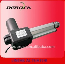 electric ball screw linear actuator with dc motor