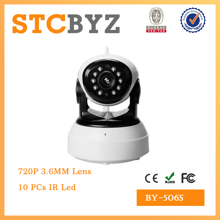 Cheap 720P wfi ip camera baby monitor mini ip wifi camera