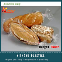 Clear Plastic Poly Bag For Packaging Food