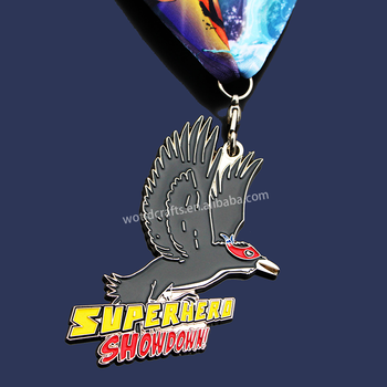 custom cheap metal souvenir medals WM1051
