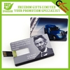 High speed Credit Card USB Flash Drive