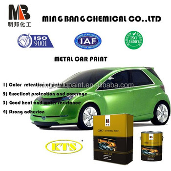 China Paint Factory Car Green Paint 2k Solid Colors For Car Refinish