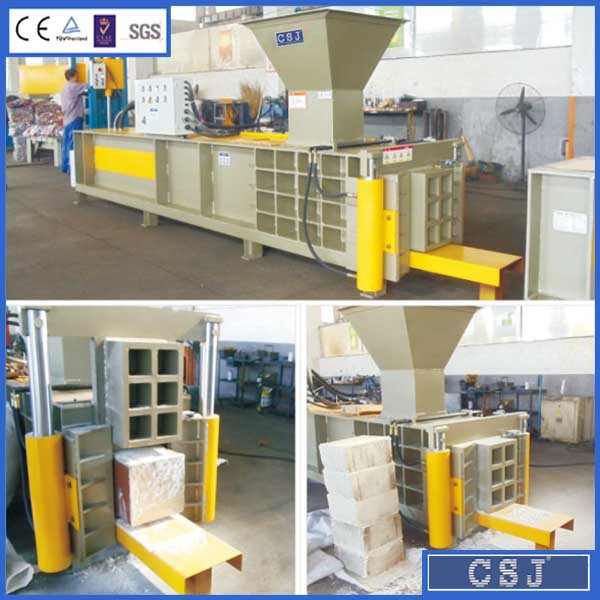 more than 20 years factory supply Block Briquette Press Machine