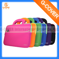 7 - 8 inch Tablet Sleeve Tablet Ultra-Portable Neoprene Zipper Carrying Sleeve Case Bag with Accessory Pocket