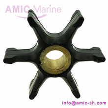 Impeller 382547 765431 Fit Johnson/Evinrude/OMC/BRP 55 60 65 70 75 HP Outboard Impeller Sierra 18-3082 CEF 500307 Mallory 9-452