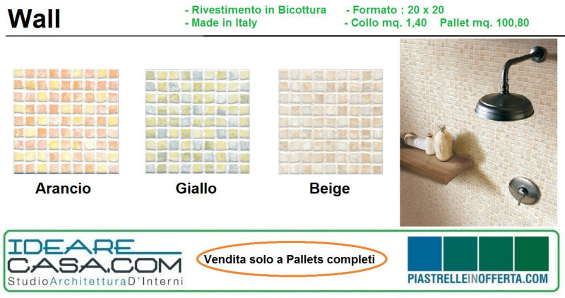 Tiles made in Italy , Mosaic