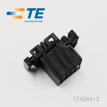 Supply TE AMP connector 174044-2 molded case Tyco rubber shell original genuine delivery in time