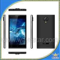5 Inch 3G WCDMA 850/2100 Quad Core Android 4.2 OS mobile phone K4