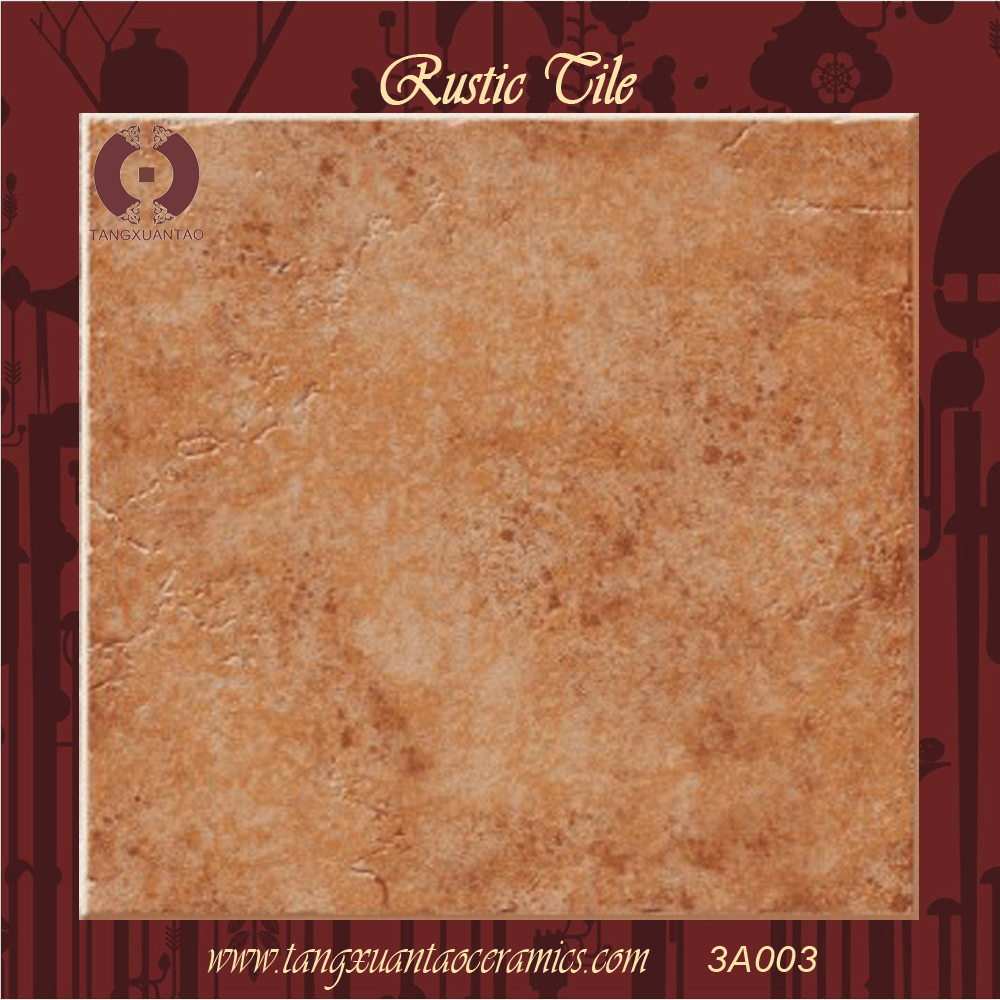 300*300mm Brown Color Ceramics Flooring Tile Interior Tile Ceramics(3A003)