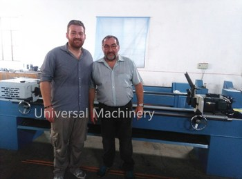 China suppliers two ends Chamfering Machine