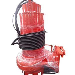 50hp submersible slurry sewage pump system