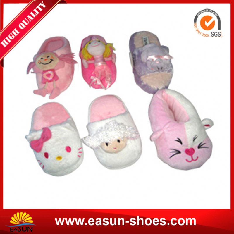 Girl Fashion Slippers Baby Home Slipper Latest Design Boys Shoes