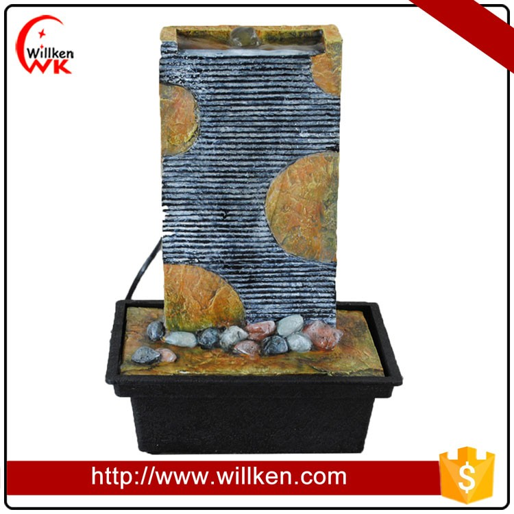 Mini Size Decorative Water Fall Indoor Decoration for Sale