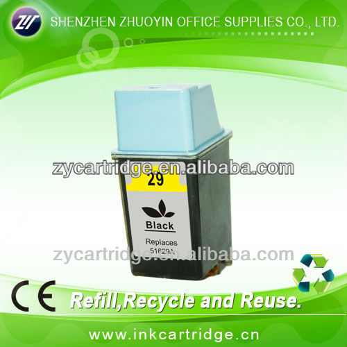 Genuine Printing ink cartridge for HP29