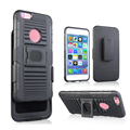 US market hot sale mobile phone bags & cases tpu pc hybrid belt clip mobile phone kickstand case for iphone 6 case 6s cover
