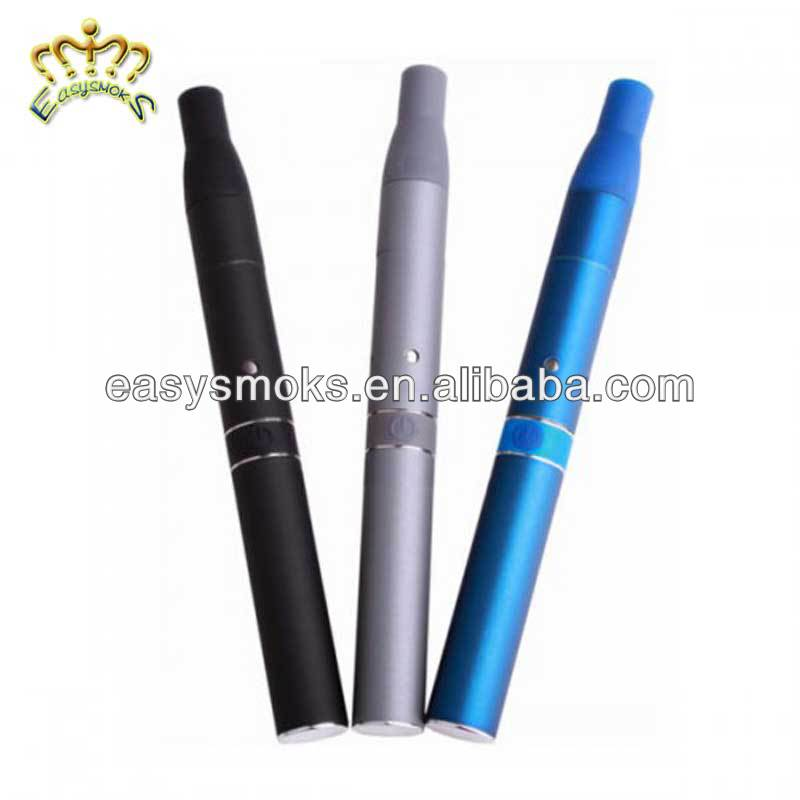 2014 new vapor pen:650mah Rebuildable Dry Herb Vaporizer Pen starter Kit