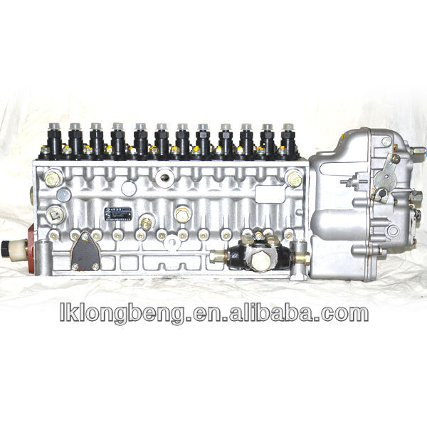 12 cylinders in-line P series fuel injection pump