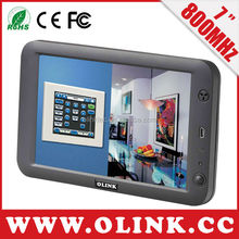 "7"" WinCE 6.0 / Linux 2.6 RS232 PDA with Lan Port, WiFi, Bluetooth"