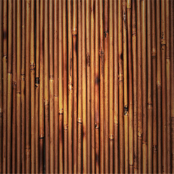 1.5*5m carbonized bamboo fence for garden decoration