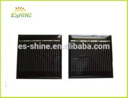 2v 120mA 54x54mm Epoxy Small Solar Panels for Toys 1 watt solar panel